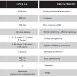 ONIX_dane techniczne