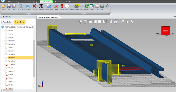 Program CAD-CAM dla CNC