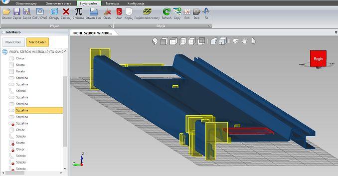 Program CAD-CAM dla CNC